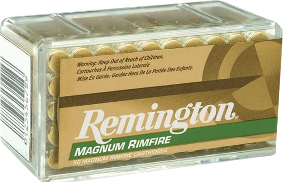 Remington R22M2 Magnum Rimfire 22Mag PSP 40 GR - 50rd Box