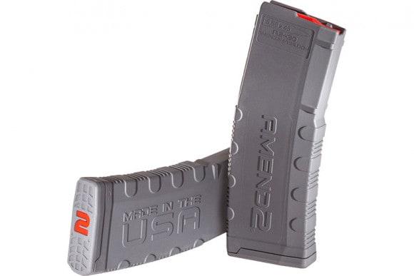 Amend2 556 / 223 Caliber AR-15 30 Round Mag - Gray - MOD2GRY30