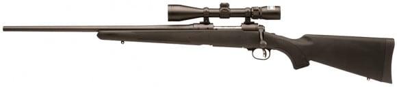 """Savage 19698 11 Trophy Hunter XP Left Hand Bolt 7mm-08 Rem 22"""" 4+1 Black"""