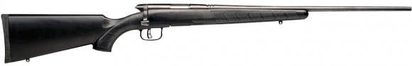 "Savage 96901 B.Mag 17 WSM Bolt 17 Winchester Super Magnum (WSM) 22"" 8+1 Black"