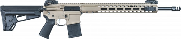 Barrett 17153 DI Rifle SYS 223CAL 18 1 MAG SA Bbronz