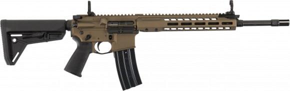 """Barrett 16985 REC7 Carbine 16"""" Bronze"""