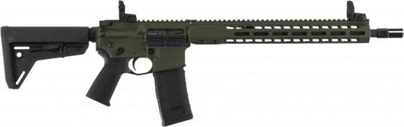 """Barrett 17178 REC7 DI Carbine 300 Blackout 16"""" ODG"""