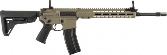 """Barrett 17011 REC7 Carbine 6.8SPC 16"""" FDE"""