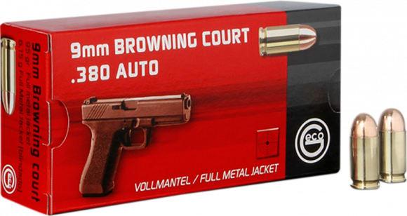 270540050 Geco 380 ACP FMJ 9mm BRN - 50rd Box