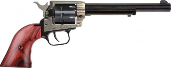 Heritage Arms RR22999CH6 Rough Rider 22LR/22WMR 9rd