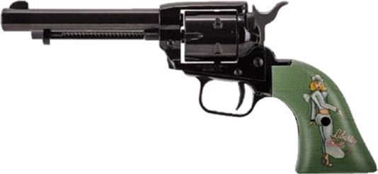 Heritage Arms RR22B4PINUP2 Heritage RR 4.75 PINUP2 Liberty BEL Revolver