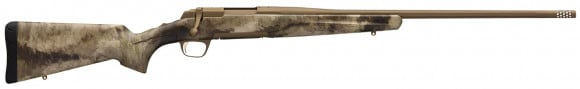 "Browning 035379288 X-Bolt Hells Canyon Speed Bolt 28 Nosler 26"" MB 3+1 Synthetic A-TACS AU Stock Burnt Bronze Cerakote"