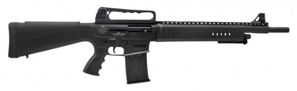 "Rock Island 601BC VR60 Shotgun Semi-Auto 12GA 20"" 3"" Black Synthetic Stock Aluminum Alloy Rcvr"
