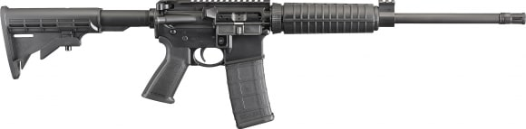 Ruger 8525 AR556 16.1 30R Black Synthetic