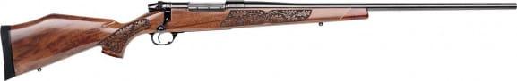 Weatherby ZMLMM257WR6O Weatherby MKV Lazermark 26 Shotgun