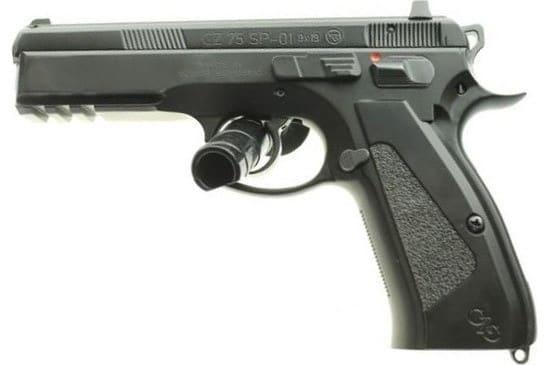CZ USA 91765 Custom SP-01 Hammer Trigger Guide ROD