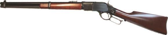 """Cimarron CA2055AS1 1873 US Marshall .44RM 18"""" Blued Walnut"""