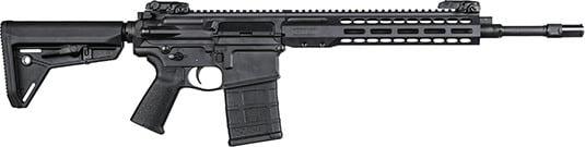 """Barrett 16923 REC10 Carbine 308 16"""" Black"""