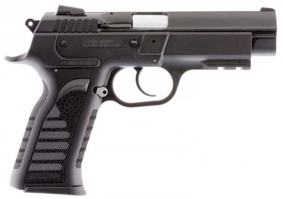 "EAA Witness 999244 Polymer Frame Pistol 9mm Full Size 4.5"" 16rd Capacity Semi-Auto"