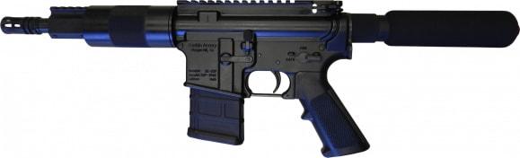 "Franklin Armory 3064 SE-SSP 7.5"" Pistol AR Pistol Semi-Auto 7.5"" 30+1 Black"