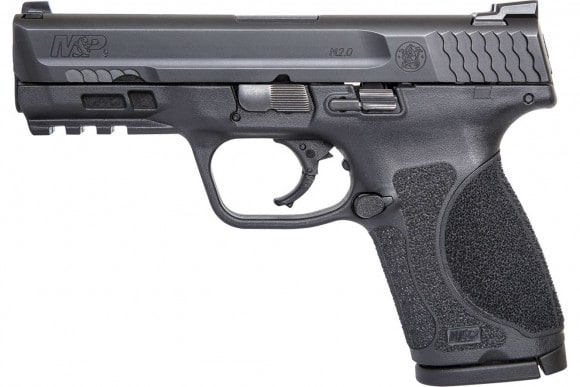 "Smith & Wesson 12466 M&P M2.0 Comp 4"" 10rd"