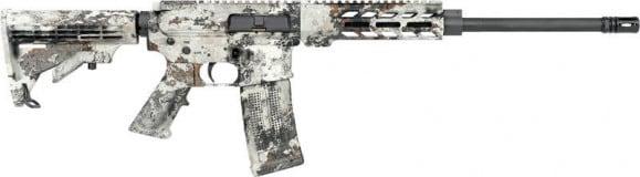 "Rock River Arms DS1850A Rrage Carbine NATO 6 POS 16"" Barrel Veil Alpine Camo"