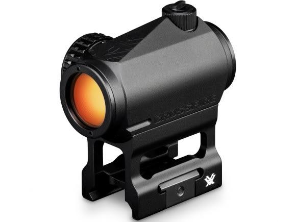 Vortex Optics Crossfire 2 MOA 1x28mm Red Dot Sight - CF-RD1