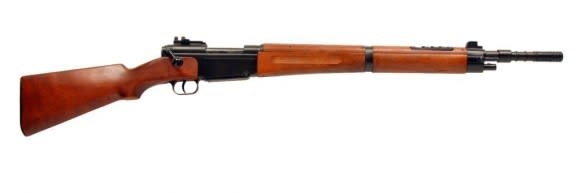 Mas 36, 7.5MM French, 5 Round Bolt Action Rifle W / Bayonet. Surplus Excellent - C & R Eligible