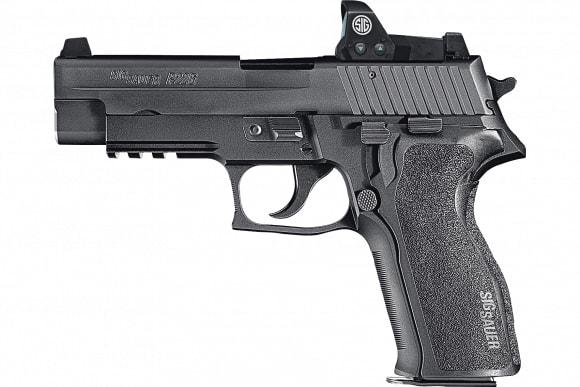 Sig Sauer 226RM9BSSRX 226 NS ROMEO1 MA 10rd Black
