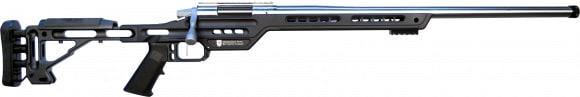 MasterPiece Arms 6CMPMR-RH-BLK-PBA 6mm Creedmoor PMR Black w/POL BA