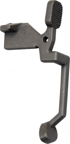The Bolt Lever Extended AR15 Bolt Release Lever