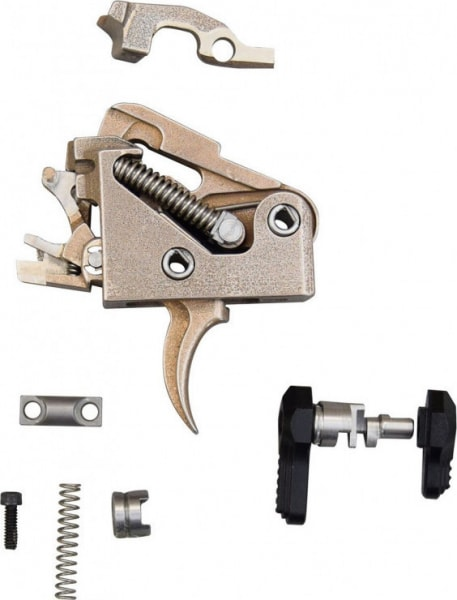 Fostech Echo Trigger - Gen II - Patented Fast Fire Trigger System by Fostech... ATF Approved