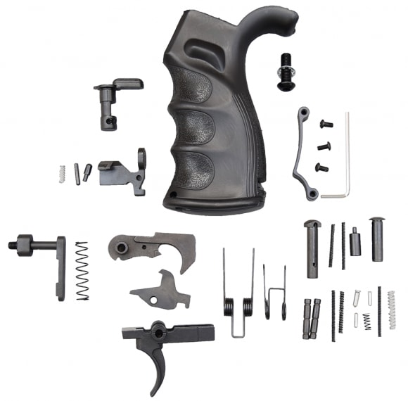 AR-15 Enhanced Complete Lower Parts Kit