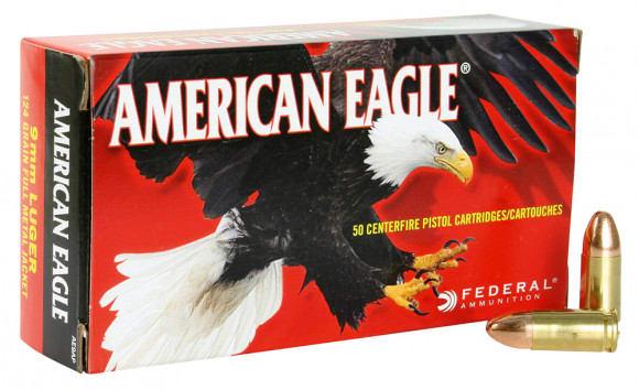 Federal Champion 9mm Ammo AE9AP