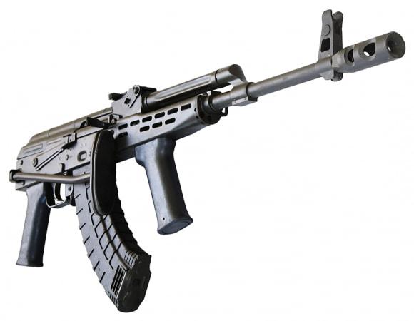 Hungarian AMD 65 AK-47 Type 7.62x39 Semi-Auto Hi-Cap Rifle w/ Original Polymer Grips
