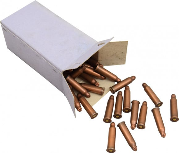 7.62x54r Ammo Blanks - 80rd Box
