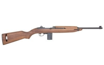 "Auto-Ordnance M1 Carbine .30 Caliber Rifle, 18"" 15rd, Semi-Auto, Walnut Stock-AOM130"