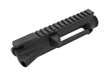 Anderson AR15-A3 Stripped Upper Receiver, Mil-Spec w/ Hard Black Anodized Finish - No Retail Packaging.