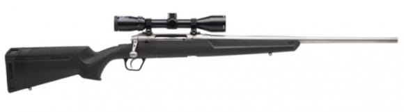 """Savage Arms 57256 Axis XP .223 22"""" 3-9x40 MATTE/BLK Synthetic Ergo STK"""