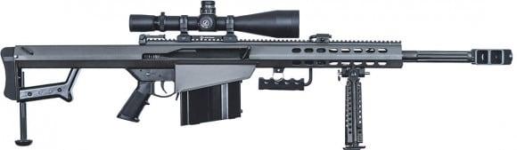 """Barrett 18314 M82-A1 PKG 50BMG 20"""" 10rd"""