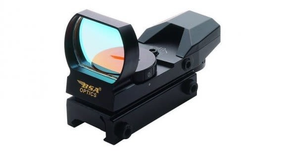 BSA Multi-Reticle Panaoramic Electro Sight PMRSCP