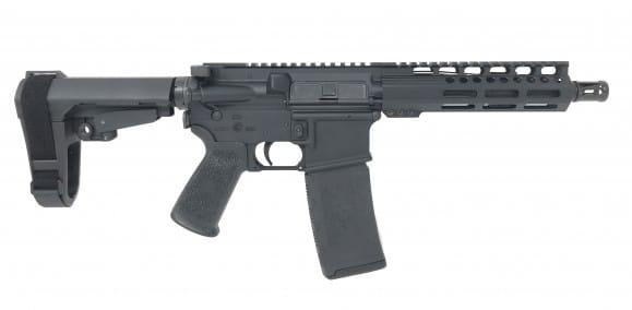 CBC Industries PS2 C556 Forged AR Pistol 300 Blackout w/ SB Tactical SBA3 Brace