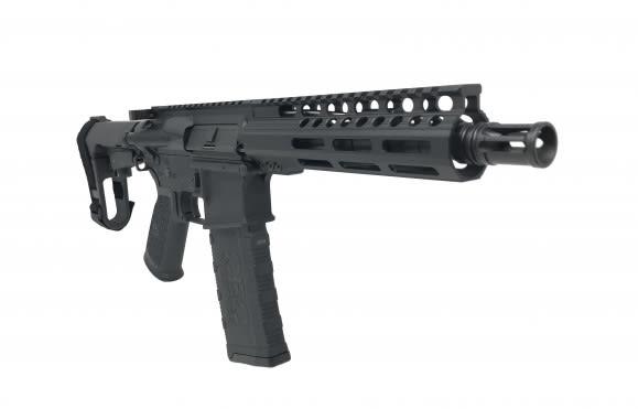 "CBC Industries PS2 C556 Forged AR Pistol 5.56/.223 w/ SB Tactical SBA3 Brace - 7.5"" BBl."