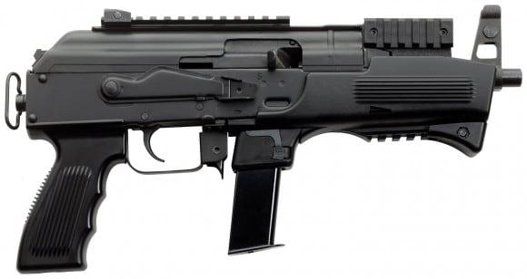 Charles Daly Chiappa 440.071 PAK-9 Pistol 6.3 Matte Black 10rd