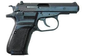 """Czech CZ83 .380 ACP Pistol, 3.75"""" BBL, 12rd Mag Capacity, Good to Excellent"""