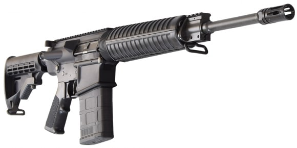 "Defender AR-10 .308 Win, 16"" Barrel w/ Flash Hider, 20rd Mag - By Armalite DEF10"