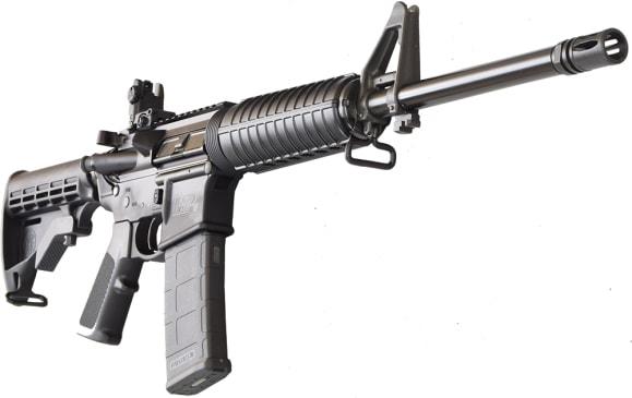 """Smith & Wesson 10202 M&P15 SPTII 556NATO 16"""" 30rd Black"""