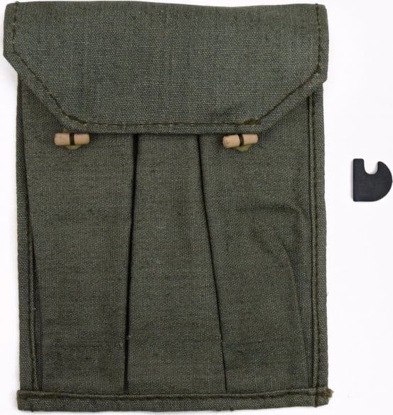 PPS-43C 3 Pocket Mag Pouch With Bonus Recoil Buffer.