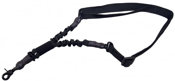 Single Point Tactical Sling, Black, Fully Adjustable