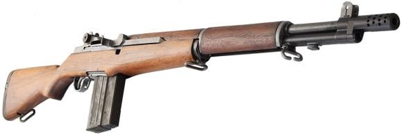 BM-59 / M1 Garand E Model Rifles - 7.62 NATO/.308 Caliber Mag Fed Rifle on Original M1-Garand Receivers, by JRA