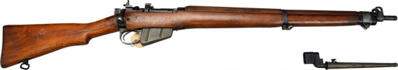 [Auction] Enfield #4 MK1 .303 Bolt Action Good Cond. - C&R Eligible - SN# 84L1090