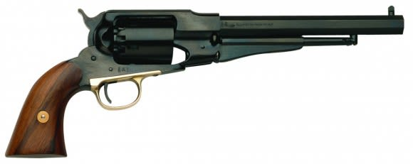 Traditions FR18582 1858 Black Powder Army Revolver .44 Cal Brass - No FFL Required.