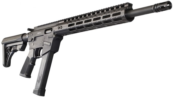 FX-9 9mm AR Type Semi-Auto Tactical Rifle