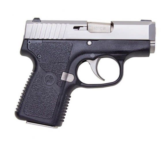 """Kahr Arms 380 ACP Pistol, 2.58"""" Black Polymer Matte Stainless Steel - CW3833"""